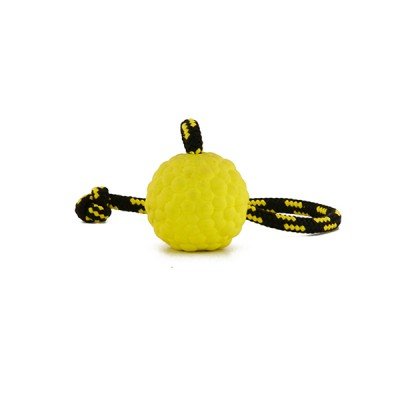 Ball with string soft Ø 6 cm - medium