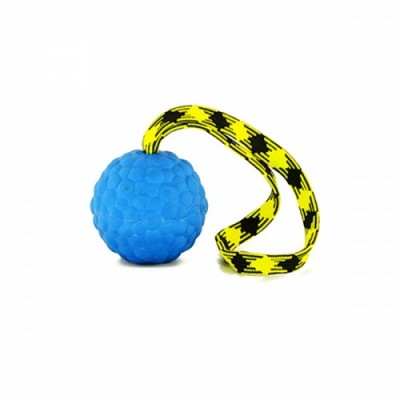 Ball with loop soft Ø 7 cm  - Big
