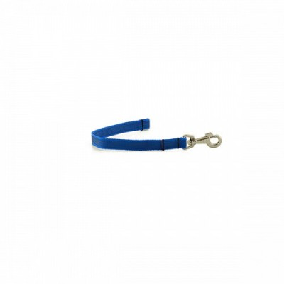 Rubbered leash 0,40m/15mm