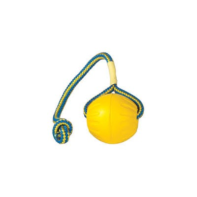 Swing ´n Fling Durafoam Fetch Ball  with handle - large
