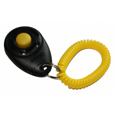 Pro - Training clicker  DELUXE with wristband