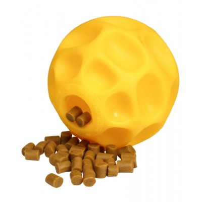 Treat dispensing Tetraflex – large - yellow