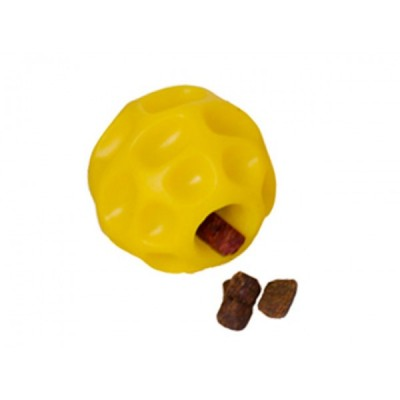 Treat dispensing Tetraflex – small - yellow