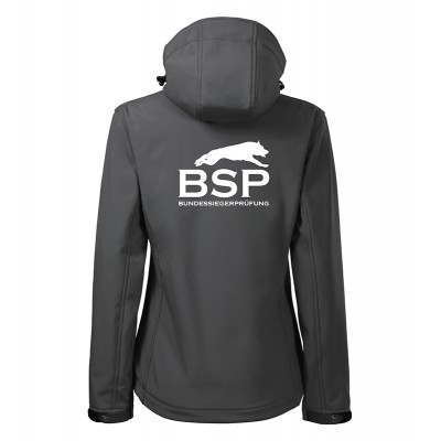 Softshell jacket RADDOG BSP - woman