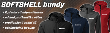 SOFTSHELL jackets Raddog